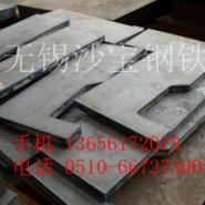 Q235B钢板零割图纸发传真可按图另图片