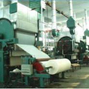 餐巾纸造纸机造纸设备环保造纸机图片