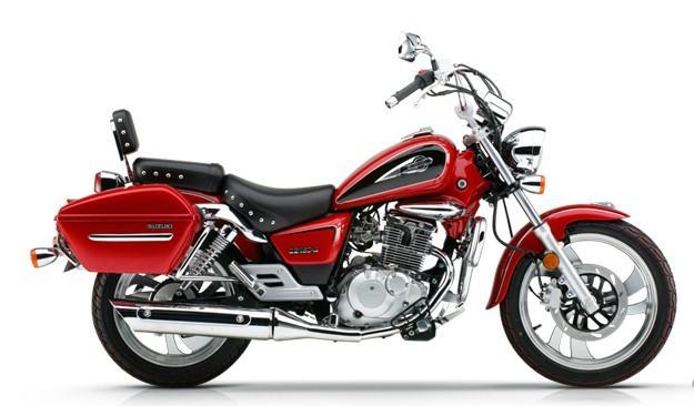 豪爵铃木悦酷gz150-a摩托车图片