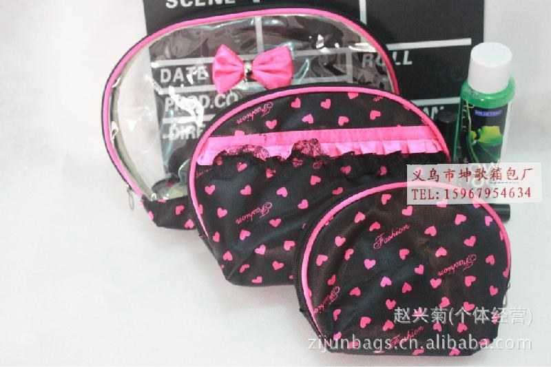 供应化妆包加工化妆包生产化妆包报价