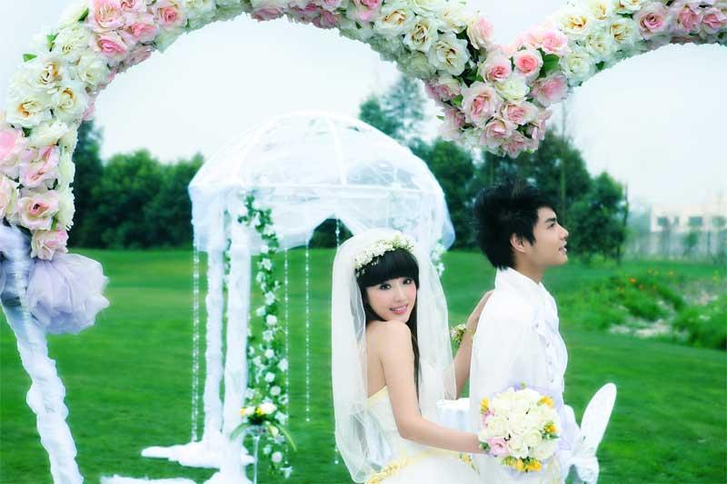 梦中的婚礼图片图片