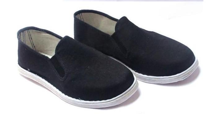 手工布鞋图片|手工布鞋样板图|西安纯手工布鞋老北京