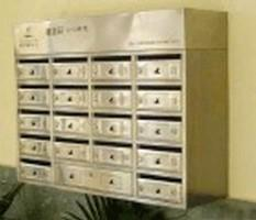 供应专业做室内邮政报箱 专业做不锈钢接收信件的报箱厂