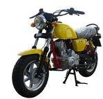 125CC摩托车两轮脚踏车图片