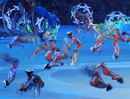 北京奥运会弹跳龙弹跳鞋