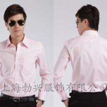 上海定制男士衬衫/纯棉长袖衬衫/上海勃兴服饰制衣厂
