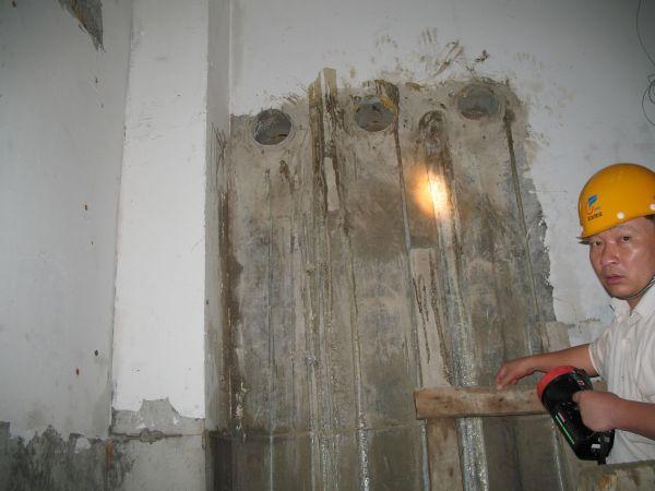 宁夏地铁防水堵漏