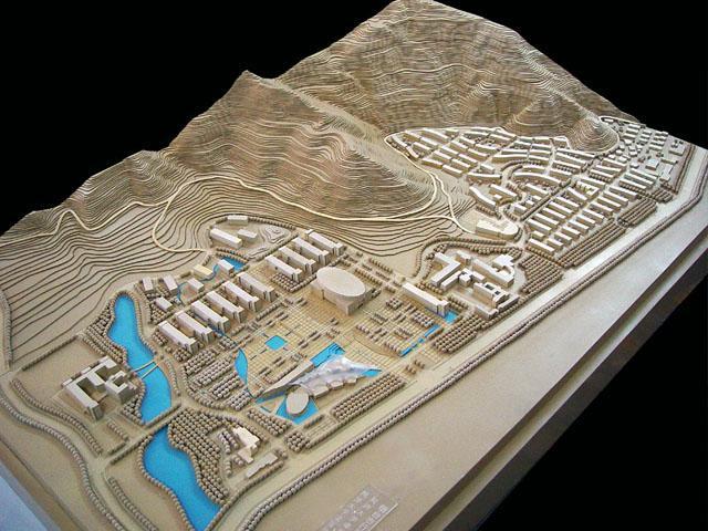 建筑模型图片|建筑模型样板图|建筑模型设计