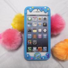 厂家专业生产硅胶滴胶手机套边框手机套