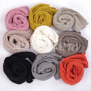 供应义乌专业生产时尚保暖围巾的厂家
