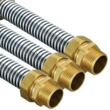 供应空调波纹管不锈钢304铜接头空调专用批发