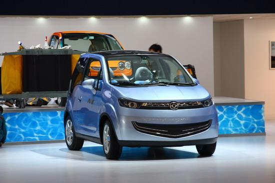 供应海马可爱电动小型车