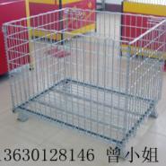 焊钢铁仓储笼图片