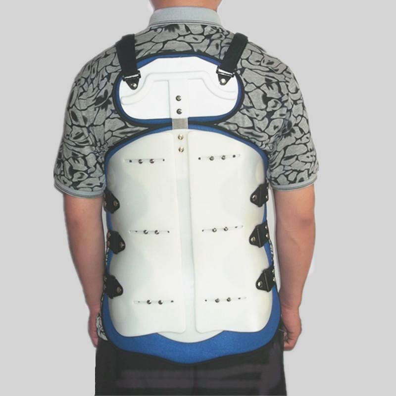 高位胸腰椎矫形器脊椎侧弯骨折术后固定康复支具支架