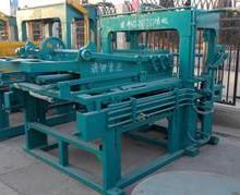 供应首选贵州水泥垫块砖机/陶粒轻体砖制砖机设备第一批发