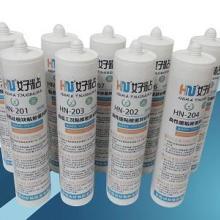 福建好粘牌单组份RTV流淌型密封硅橡胶 透明线路板披覆胶HN20T批发