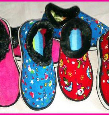 老棉鞋冬季办公休闲手工保暖棉拖鞋图片/老棉鞋冬季办公休闲手工保暖棉拖鞋样板图 (3)