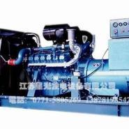 供应发电机组润滑系统和密封件