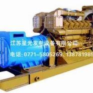 南宁市济柴柴油发电机组图片