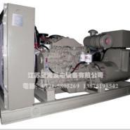 发电机活塞连杆组零件的组装图片