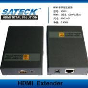 HDMI延长器60米双绞线传输图片