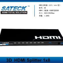 供应分配器厂家音频分配器视频分配器 高清多媒体分配器