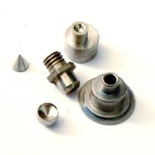 供应不锈钢内六角非标铆钉台阶异型铆钉
