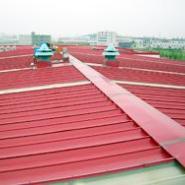 彩色瓦防水西安防水材料图片