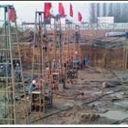 南通地源热泵钻井公司施工安装图片
