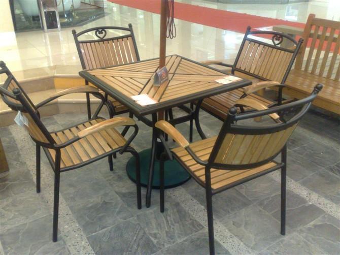 锡户外桌椅休闲家具图片