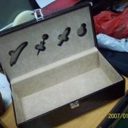 深圳红酒盒图片
