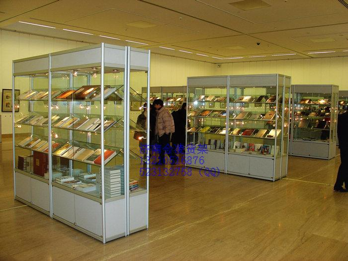 供应图书音像展柜展架