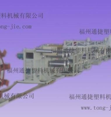 塑料拉丝机图片/塑料拉丝机样板图 (2)