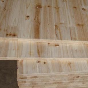济南杉木集成材杉木指接板图片
