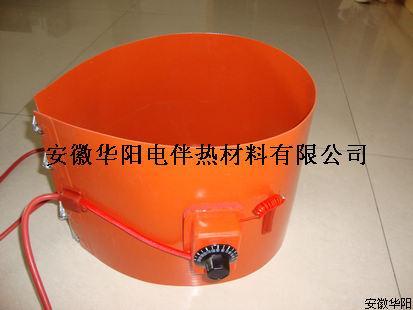 供应安徽华阳硅橡胶油桶加热带220V1740*250/2000W