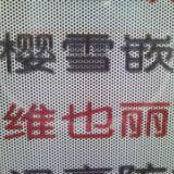 单孔透-常用在汽车玻璃窗上的一种广告材料 020-36306565