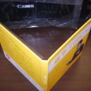 高档纸袋光盘盒图片