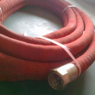 喷江管钢丝编织图片