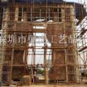 供应加工乌鲁木齐西宁大型不锈钢雕塑灯光雕塑卡通雕塑玻璃钢雕塑