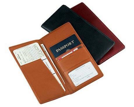 供应护照包机票夹证件夹
