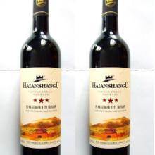供应烟台海岸山谷窖藏系列葡萄酒