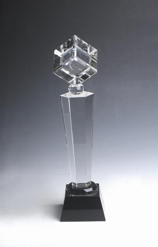 供应西安水晶奖杯定做/西安水晶奖杯设计/批发