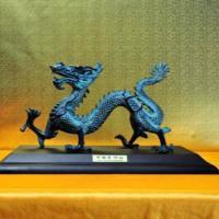 西安中国龙青铜器陕西中华龙青铜龙