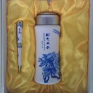 西安国色天香陶瓷杯/定做/设计图片