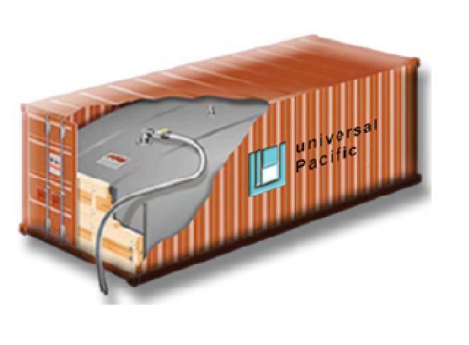 供应液体集装箱袋