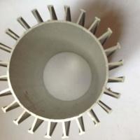 供应工业异型材铝合金型材电机外壳型材 图片 效果图