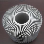 超导散热器型材/铝型材散热器图片