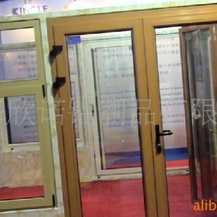 上海彩色移门铝型材图片