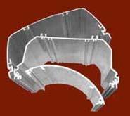 汽车型材铝合金外壳图片