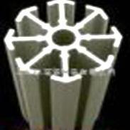 圆形流水线型材图片